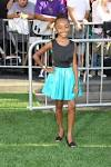 Skai Jackson at the World Premiere of Disney's THE ODD LIFE OF