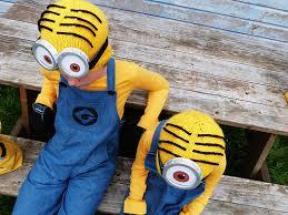 Minion Halloween Costumes Kids 10 Quick Easy Homemade Kids U0027 Halloween Costumes U2013 Kitsilano Ca