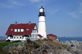 portland head light lighthouse portland head lighthouse maine at lighthousefriends com