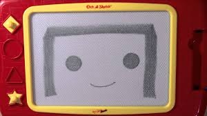 etch a sketch doodle sketch animation by raeart youtube