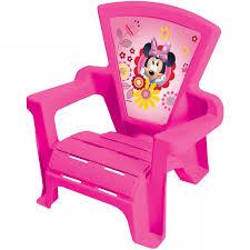 Adirondack Chairs Plastic Walmart Disney Princess Minnie D And D Adirondack Chair U2013 Walmart Within