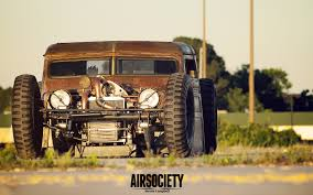 jeep willys custom jeep willys village customs airsociety rat rod bagged air