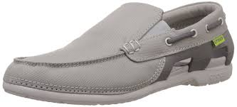 Most Comfortable Boat Shoes For Men Amazon Com Crocs Men U0027s Beach Line Boat Shoe Loafers U0026 Slip Ons