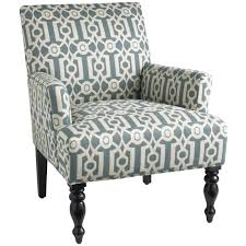 Pier One Chairs Living Room Liliana Teal Ironwork Armchair Pier 1 Imports