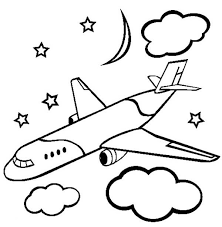 airplane coloring free printable coloring pages airplane