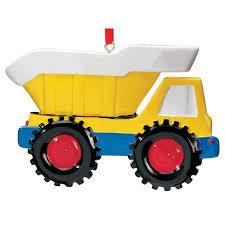 dump truck ornament walmart