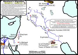 Blank Map Of Ancient Middle East by Bible Maps Abraham U0027s Journey 2085 2073 Bc Abram U0027s Migration