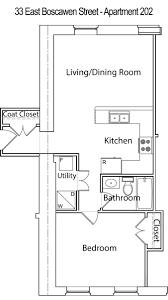 free garage apartment floor plans