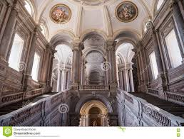 Palace Of Caserta Floor Plan Grand Staircase Of Honour In Royal Palace Caserta Italy