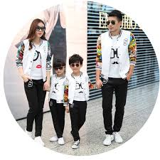 aliexpress buy family clothing set matching