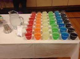 fear factor halloween party ideas cook create consume rainbow theme lunch party ideas