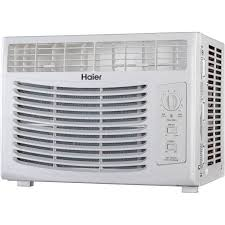haier 5 000 btu window air conditioner 115v hwf05xcr l ebay