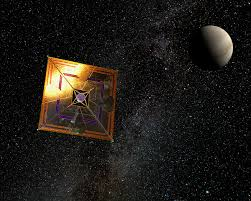 How Long Does It Take To Travel A Light Year Solar Sail Wikipedia