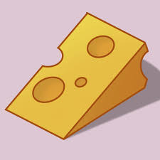 draw cartoon cheese 9 steps pictures wikihow