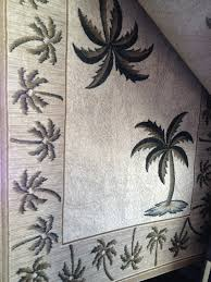 Palm Tree Area Rugs Fancy Palm Tree Runner Rug Palm Tree Kitchen Rugs All About Home