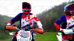 klim motocross gear rc klim xc promo 2017 mine hill climb youtube