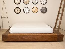 Reclaimed Wood Platform Bed with Bai Is Lookin U0027 For A Bed Like This Maybe Just A Little More
