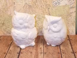 Large White Vases White Ceramic Owl Vases Wedding Cake Topper Large Ceramic Owl
