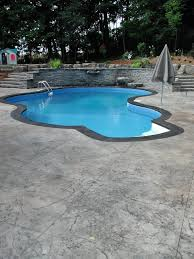 unique ramuc pool deck paint with stainless steel pool ladder with