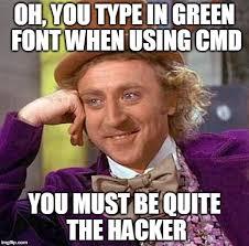 Meme Font Type - creepy condescending wonka meme imgflip