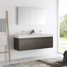 Designer Bathroom Cabinets by Fresca Mezzo 60