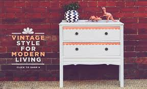 reloved vintage painted vintage furniture and shabby chic homeware