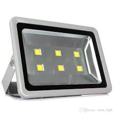 Outdoor Lighting Led Spotlights Fast Ship 300w Led Floodlight Ip65 Waterproof Ac85 265v High