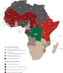 Burundi Africa Map by Good Governance Africa
