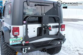 jeep wrangler jk tires jcr offroad jeep jk tire carrier adventure wrangler 2007 2016
