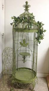 metal bird cage decoration drone fly tours
