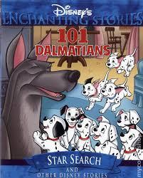 disney u0027s enchanting stories 101 dalmatians gn 1997 acclaim star