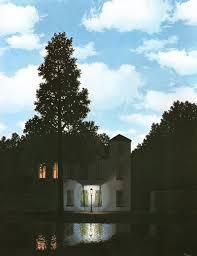 la chambre d 馗oute magritte pinturas y algo más el imperio de las luces rené magritte