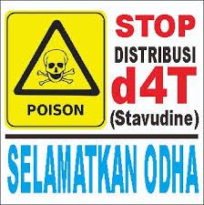 Obat Arv advocacy alert apa yang bisa kita lakukan agar obat arv jenis d4t