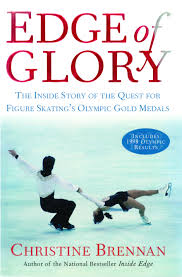 edge of glory book by christine brennan official publisher