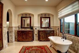 tuscan bathroom ideas awesome tuscan bathroom mirrors mirror vanity intended for idea