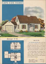 cape cod house floor plans mcm cape cod house plan 1945 style trends national plan