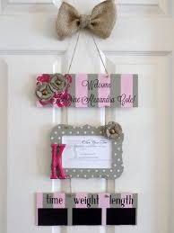 Welcome Baby Home Decorations Best 25 Baby Door Ideas On Pinterest Baby Room Organizing Baby