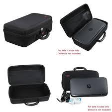 Hard travel storage for hp case officejet 250 portable printer