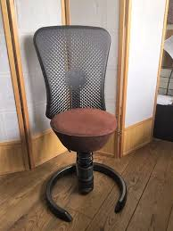 swopper u0027 ergonomic office chair barely used good for your back