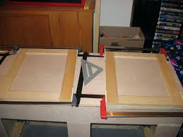 Router Cabinet by Diy Cabinet Doors Router Making Without A Shaker With Table Saw