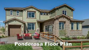 taylor morrison leyden ranch ponderosa floor plan on vimeo