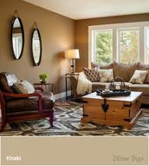 Have A Sunny Disposition Make Sure Your Home Reflects It With A - Warm living room paint colors