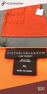 orange spice color victoria beckham for target skirt adorable skirt in a wearable