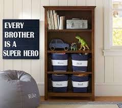 every brother is a super hero art pottery barn kids