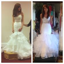 my wedding dresses i got my wedding dress altered and now i don t like it