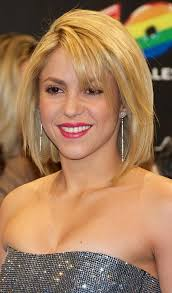 what color is shakira s hair 2015 10 trendy graduated bob hairstyles you can try right now