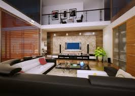 3d Home Design Images Of Double Story Building 3d Double Storey Spacious Living Room Cgtrader