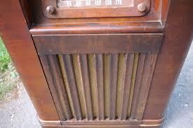 Philco Record Player Cabinet Antique 30s Philco 10643c Am Shortwave And 50 Similar Items