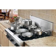 Cuisinart Dishwasher Safe Anodized Cookware Cuisinart 64 13 13 Pc Contour Hard Anodized Perp Cookware Set