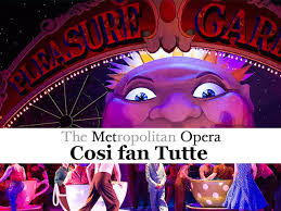 opera cosi fan tutte così fan tutte the metropolitan opera 2018 production new